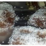 Cupavci-Rührteig mit Schoko & Kokos