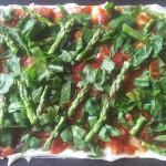 Schnelle Pizza auch für die Halbzeit
