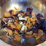 Der Sommersnack - selbstgemachte Gemüsechips